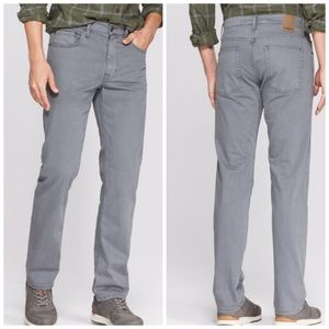 NWOT GOODFELLOW TOTAL FLEX SLIM STRAIGHT CHINOS